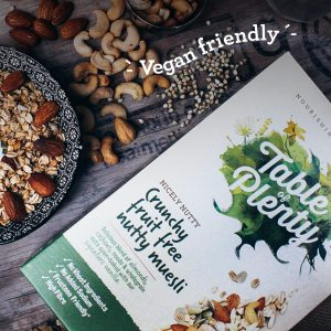 Eatwell & Table of Plenty Competition - Prize Muesli