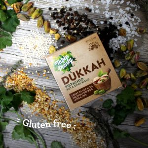 Eatwell & Table of Plenty Competition - Prize Dukkah